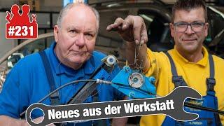 Fensterheber-Wahnsinn im VW Touareg | Holger rüstet gegen Falschparker auf! 😆
