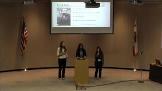 Amber Lino, Lucy Fox, & Faazilah Mohamed - Santa Clara Valley Transportation Authority