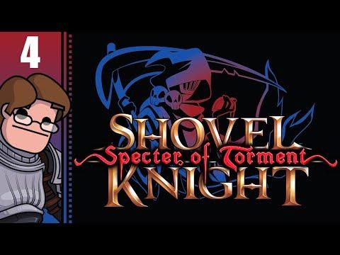 Let's Play Shovel Knight: Specter of Torment Part 4 - Clockwork Tower