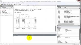 Process: Survey Analysis Workflow (Low)