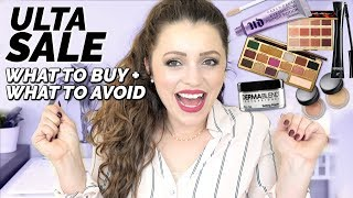 WHAT TO BUY & WHAT TO AVOID | Ulta 21 Days of Beauty Sale Guide