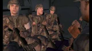 Operation Flashpoint - COLD WAR Crisis - gameplay - hardest difficulty - part 12