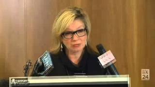 Video 1:45          Rosie Batty launches Never Alone anti-family violence campaign
