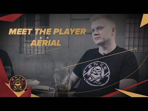 "ENCE TV - ""Meet The Player"" - Jani ""Aerial"" Jussila"