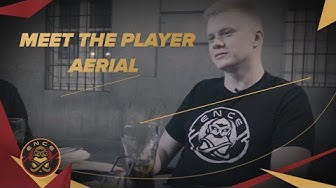 """ENCE TV - """"Meet The Player"""" - Jani """"Aerial"""" Jussila"""