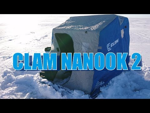 CLAM NANOOK 2 Flip Hut - Kokemachine's Overview