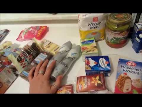 KOZMETIK -ALisverisi -guerlaine mascara- Gida Alisverisi /Vlog/azide Hobi