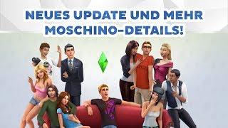 Neues Foto-Update + neue Moschino-Details! | Short-News | sims-blog.de