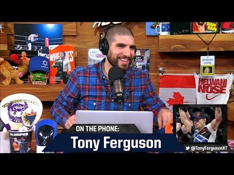 Tony Ferguson Eyes Showdown With Nate Diaz Next