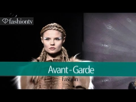 Best of Avant-Garde Fashion   FashionTV