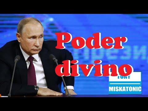 Vladimir Putin - Rusia posee un arma divina que podría acabar con el mundo.