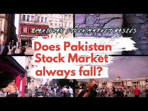 Do people lose money in Pakistan Stock Market?