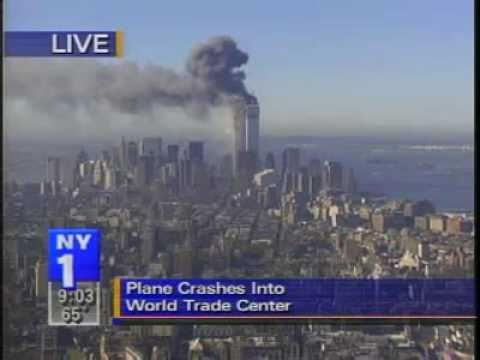 2nd Plane Impact: NY1 LIVE