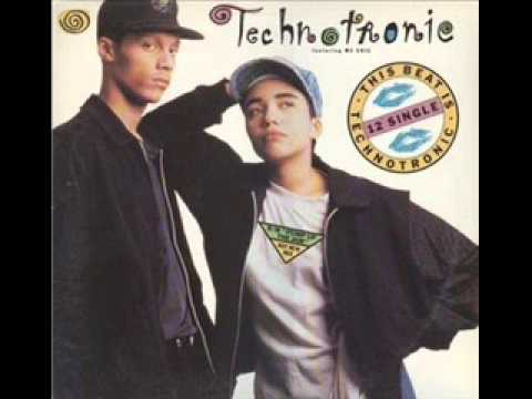 Technotronic - Get Up/Rockin' Over The Beat (DJ Revan mash up)