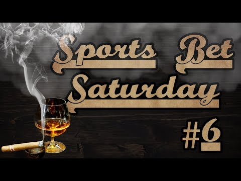 Sports Saturday #6 Another Profitable Week??