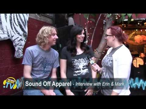 San Diego Music Presents an Interview with Sound Off Apparel