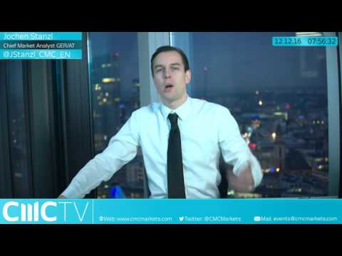 Oil spikes after Non-OPEC-News CMC Markets 12th December 2016