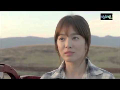 Descendants Of The Sun Behind The Scene Song Joong Ki And Song Hye Kyo Eng Sub