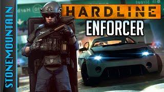 Battlefield Hardline ENFORCER PC Multiplayer Gameplay Shotguns & Battle Rifles