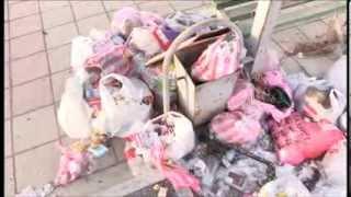 """Шымкентский микрорайон """"Нурсат"""" тонет в мусоре"""