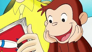Curious George 🐵Curious George, Spy Monkey 🐵Kids Cartoon 🐵Kids Movies 🐵Videos for Kids