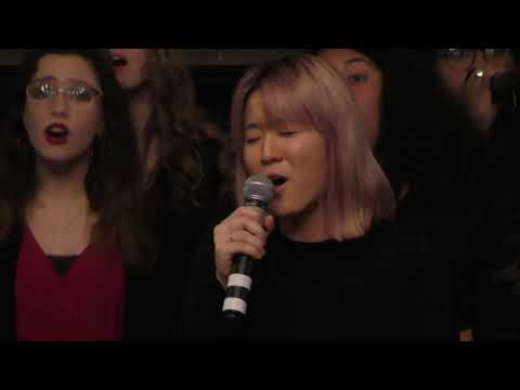 All in Vain (Wet) A Capella Cover- Wellesley College Tupelos