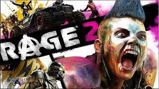 PS4 Games | Rage 2 - Eden Assault: Extended Gameplay 🎮