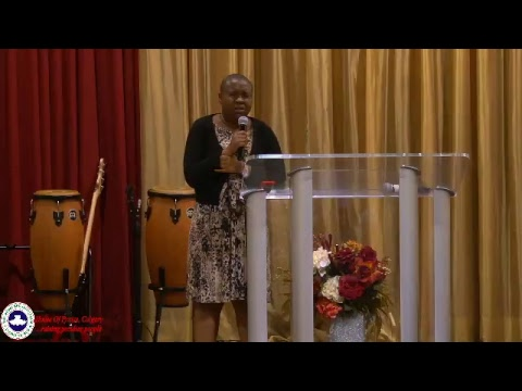 RCCG House Of Praise, Calgary Prayer Meeting and Bible Study Aug 8, 2017
