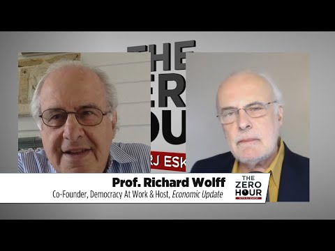 Prof. Richard Wolff: Is A Change in Consciousness Inevitable?