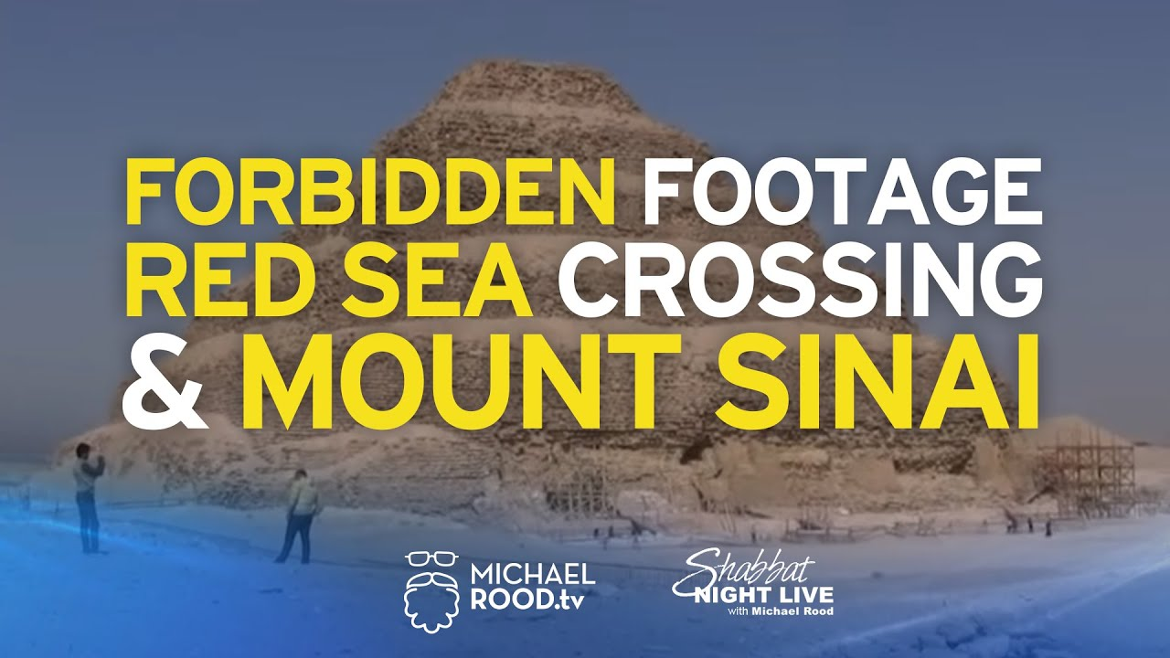 Download Forbidden footage of actual location of Red Sea Crossing & Mt. Sinai