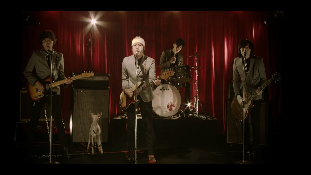 "THE BAWDIES / ""NO WAY"" MUSIC VIDEO"