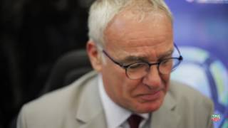 Claudio Ranieri Interview