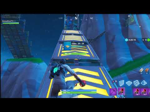 Fortnite BIGGEST Creative Obstacle Course (1st Course)