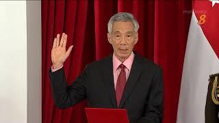 狮城有约 | 新内阁宣誓就职典礼直播 - YouTube