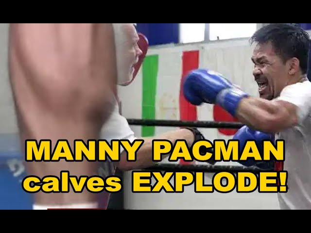 Errol Spence Jr. in DANGER with Manny PACQUIAO???