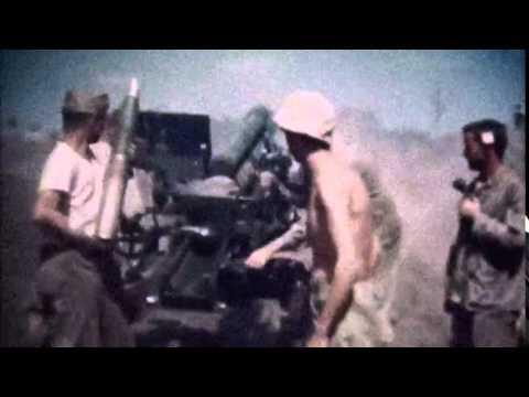 硫黄島の戦闘貴重な映像