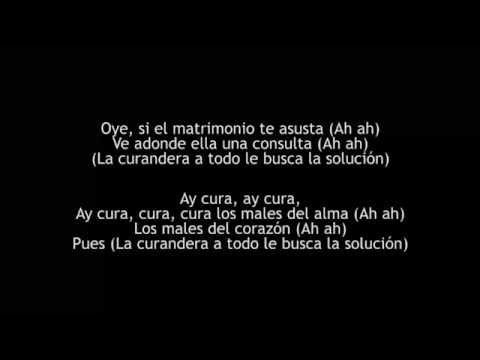 El Gran Combo de Puerto Rico - La curandera (Letra)