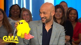 Keegan-Michael Key opens up about 'Toy Story 4' l GMA