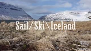 Sail Ski Iceland