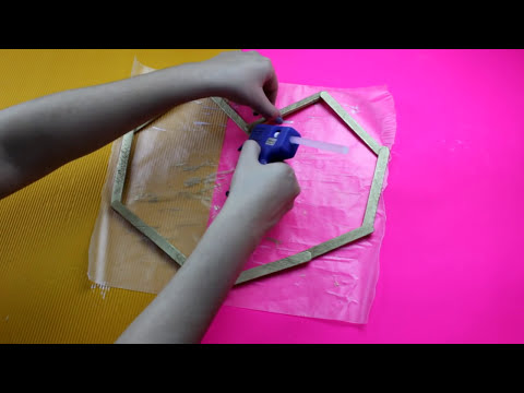 Diy decoracion para tu habitacion como decorar la pared - Como decorar una habitacion ...