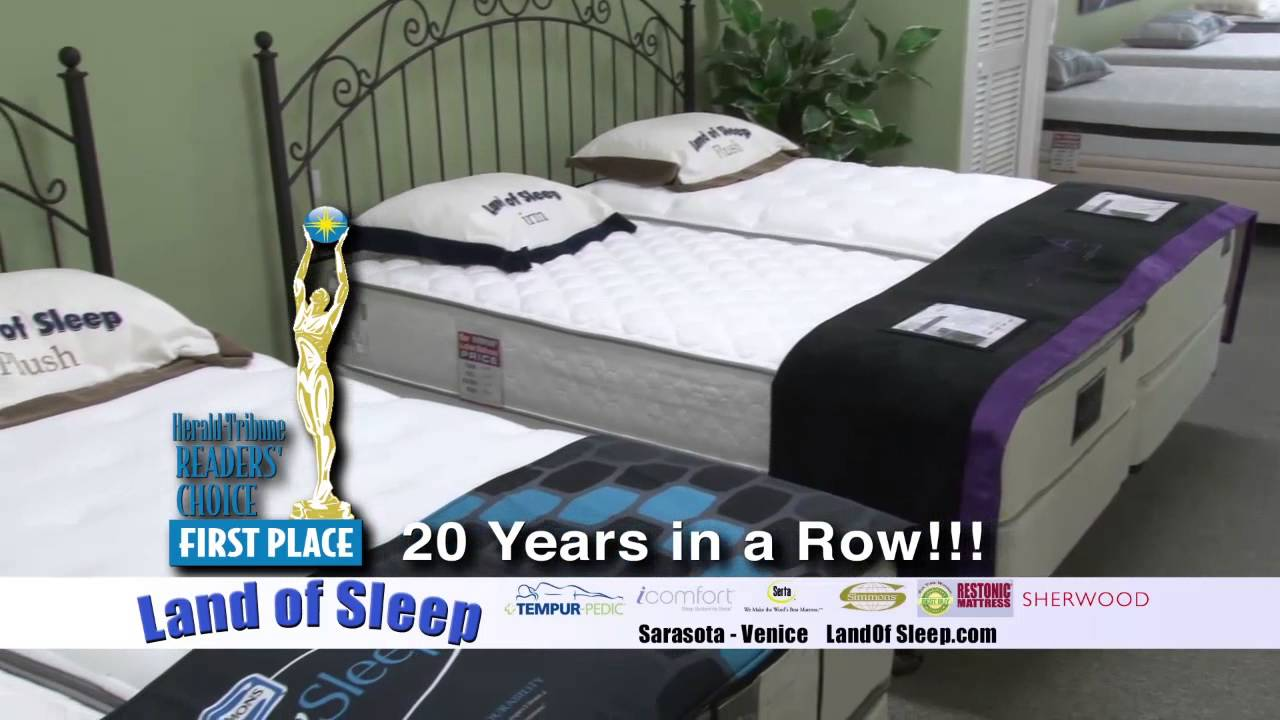 Mattress In Sarasota Venice Florida Land Of Sleep