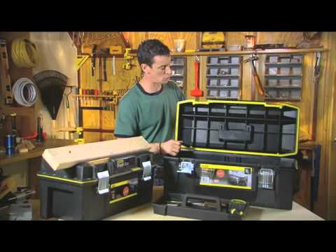 Stanley Fatmax Storage Solutions Youtube