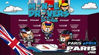 [ENGLISH] MinEDrivers - 3x06 - 2017 Paris ePrix