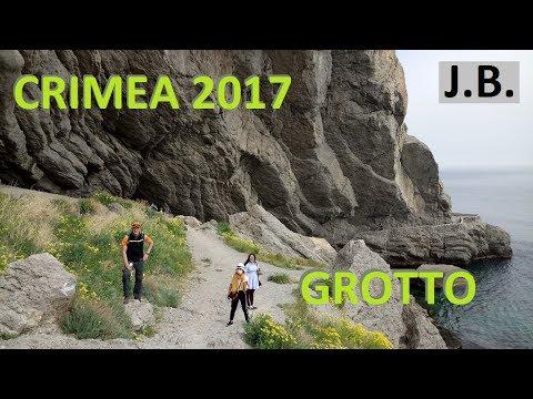 Galitsin grotto in Noviy Svet CRIMEA, May 2017 thumbnail