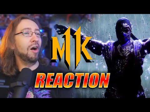 MAX REACTS: Rain - Gameplay Trailer - Mortal Kombat 11 Ultimate