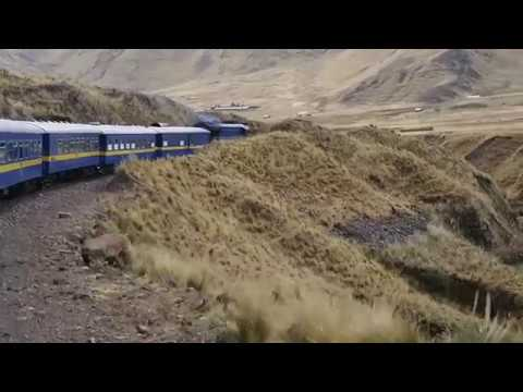 Experience the Belmond Andean Explorer luxury train in Peru