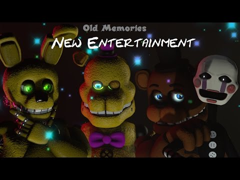 [FNAF SFM] Old Memories Episode 1 - New Entertainment