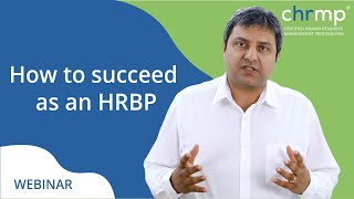 How to succeed at being an HRBP