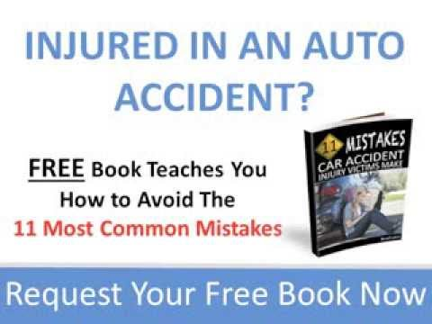 St. Louis Auto Accident Attorney | Free Book for car accident injury victims