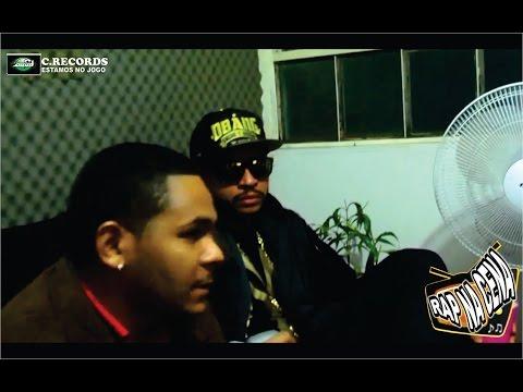 Obang em entrevista para o Canal Rap na Cena em 2015